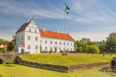 Ellinge Castle Stock Photo