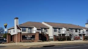 Ellington Apartments Homes chez Kirby, Memphis, TN photographie stock libre de droits