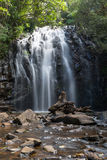 Ellinjaa Falls. Beautiful Ellinjaa Falls Queensland Australia Stock Image