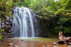 Ellinjaa Falls in Queensland, Australia Royalty Free Stock Image