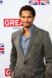 Elliot Knight. LOS ANGELES - FEB 24:  Elliot Knight arrives at the GREAT British Film Reception at the British Consul Generals Residence on February 24, 2012 in Stock Photo