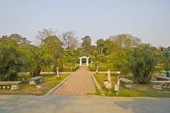 Elliot Park, Calcutta Stock Photo