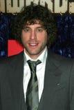 Elliot Yamin που φθάνει στα τηλεοπτικά βραβεία μουσικής της MTV του 2007. Το ξενοδοχείο φοινικών και η χαρτοπαικτική λέσχη, Λας Βέ Στοκ Εικόνες