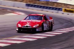 #21 Elliott Sadler in Motorcraft Ford Taurus Royalty-vrije Stock Afbeeldingen