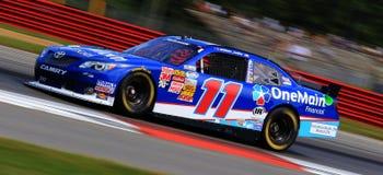 Elliott Sadler racing Stock Image