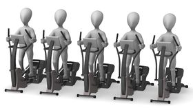 Elliptical Stock Photography