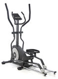 Elliptical gym machine Stock Photography
