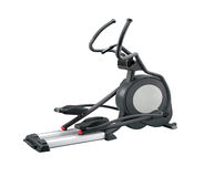 Elliptical gym machine Royalty Free Stock Photography