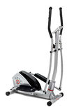 Elliptical trainer machine Stock Image