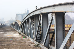 Ellis brige: Heritage structure, Ahmedabad, India. Royalty Free Stock Photography