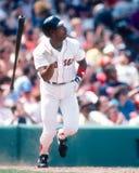 Ellis Burks, Boston Red Sox Stockfotos