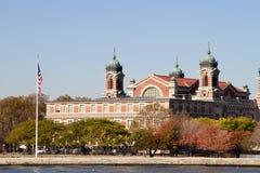 Ellis Island Fotografía de archivo