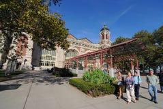 Ellis Island Stock Images