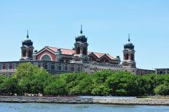 Ellis Island Stock Image