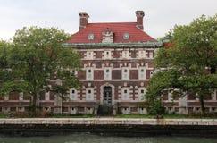 Ellis Island images libres de droits