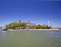 Ellis Island Fotos de archivo