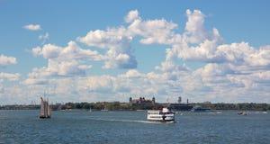 Ellis Island Immagini Stock Libere da Diritti