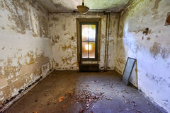 Ellis Island Immigrant Hospital fotografia de stock royalty free