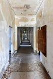 Ellis Island Immigrant Hospital fotos de stock