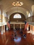 Ellis Island main hall