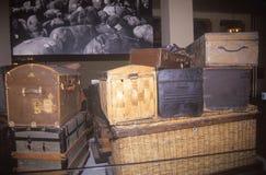 Ellis Island National Park Royalty Free Stock Photography