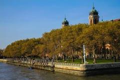 Ellis Island, New Jersey Stock Photo