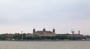 Ellis Island New York City Stock Photos