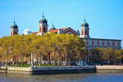 Ellis Island, New York, NY Stock Image