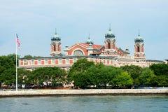 Ellis Island New York Travel lizenzfreies stockbild