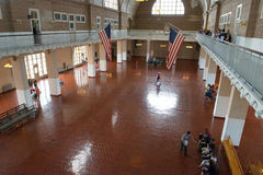 Ellis Island New York Travel Stock Images