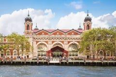Ellis Island NYC fotos de stock