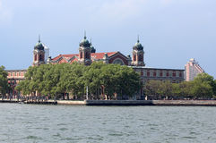 Ellis Island Stock Images