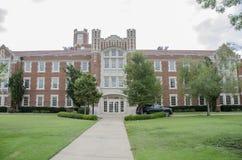 Ellison Hall at University of Oklahoma Royalty Free Stock Photos