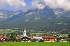 Ellmau,Tyrol,Austria Royalty Free Stock Photo