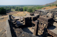Ellora Caves Stock Image