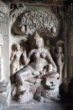 Ellora caves, Aurangabad, Maharashtra royalty free stock photo