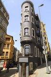 Elmadag district of Sisli, Istanbul Stock Photography