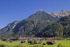 Elmen dans Lech Valley photos libres de droits