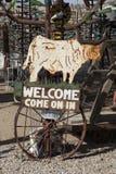 Elmers-Flaschen-Baum-Ranch Kalifornien lizenzfreie stockfotos