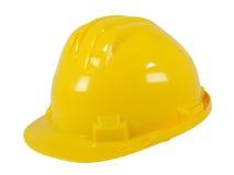 Elmetto protettivo giallo immagine stock libera da diritti