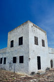 Elmina Castle Ghana- Cape coast Royalty Free Stock Photos