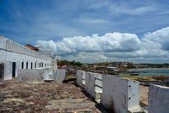 Elmina Castle Ghana- Cape coast Stock Photos
