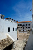 Elmina Castle Stock Photo