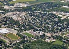 Elmira Ontario aerial Stock Photos