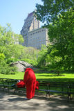 Elmo in the Park Royalty Free Stock Images