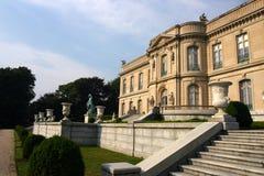 Elms Mansion in Newport, Rhode Island Royalty Free Stock Photos