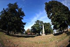 Elmwood cemetery memphis Stock Photography