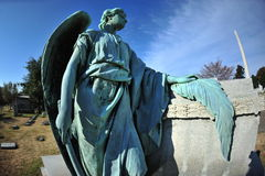 Elmwood cemetery memphis Royalty Free Stock Image