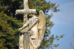 Elmwood cemetery memphis Stock Photo