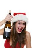 Elogio do Natal Foto de Stock Royalty Free